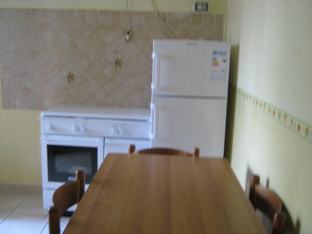 Appartamento ammobiliato affittasi