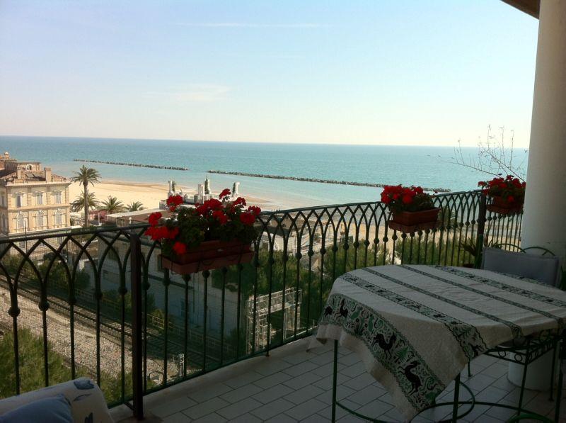 Affitto casa vacanza con vista stupenda sul mare a for Piani casa sulla spiaggia con ascensore