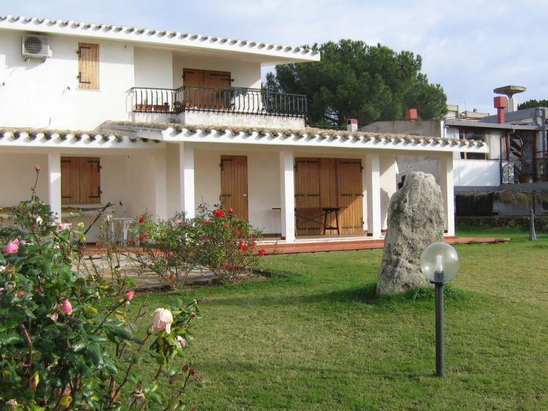 Villa Margine Rosso fronte mare