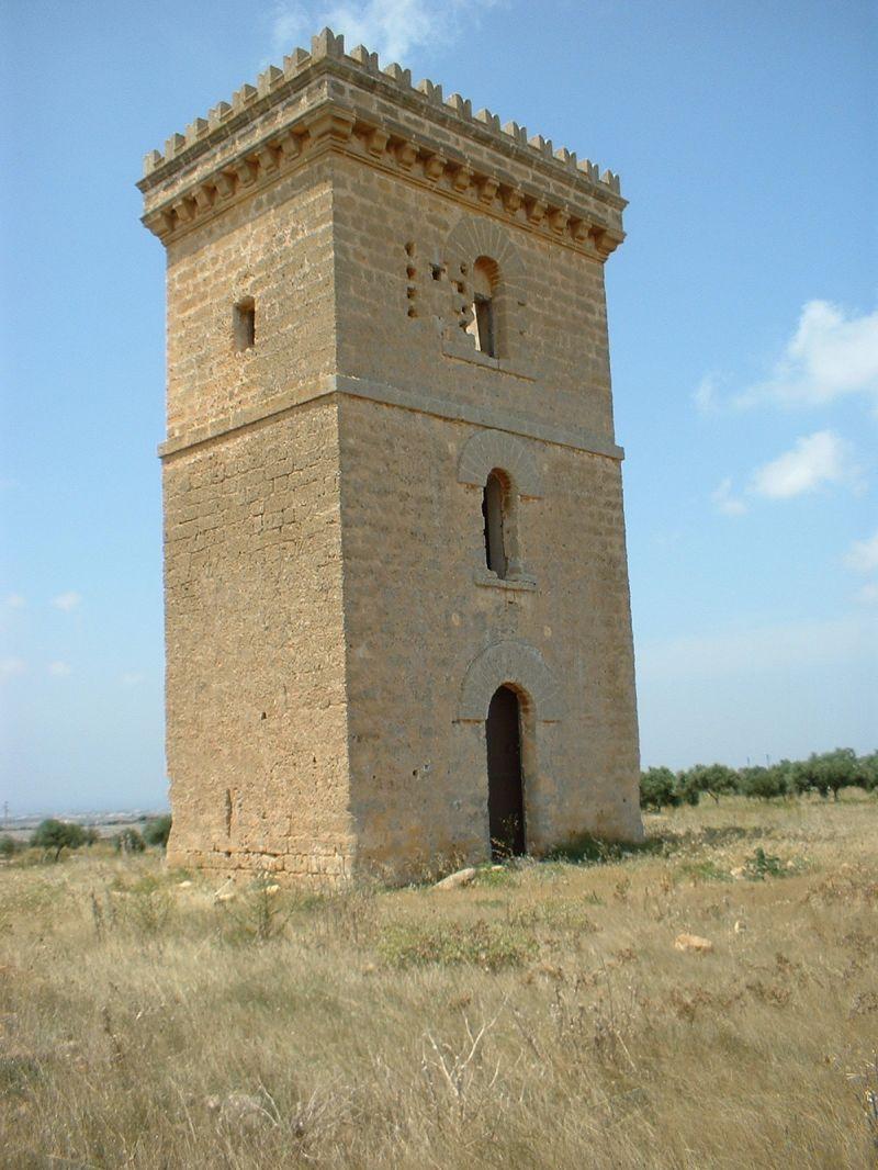 vendesi torre di fine 800 a marsala