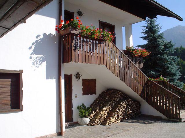 Casa di montagna nelle dolomiti