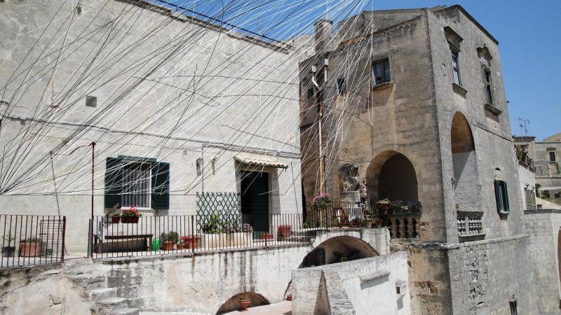 Affitto casa tipica dei sassi in pieno centro storico(DUOMO)