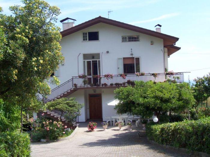 Appartamento in villa sulla Costa dei Trabocchi