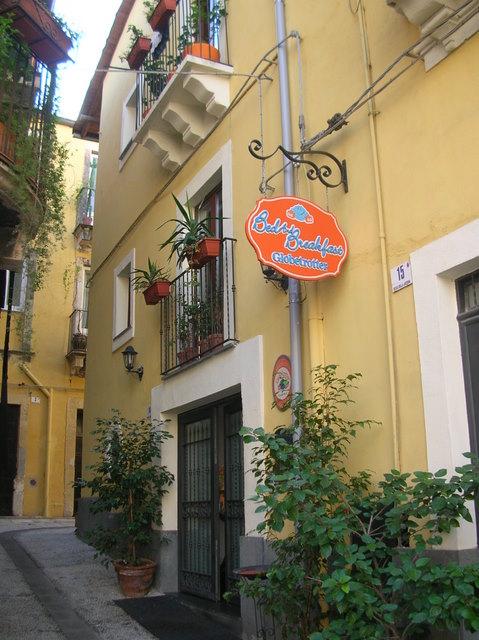 Camere al centro storico di Catania