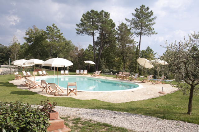 appartamento con piscina nelle vicinanze di SAN GIMIGNANO