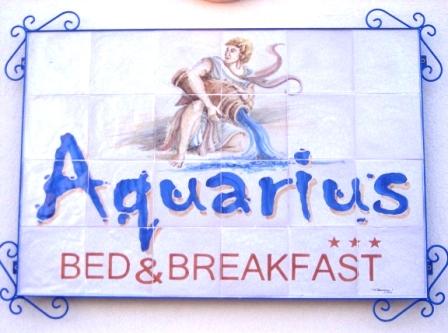 Bed & Breakfast Aquarius di San Vito Lo capo