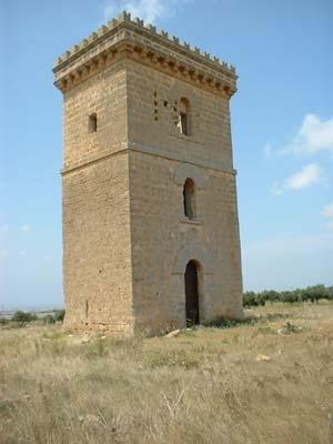 torre di fine 800 a marsala